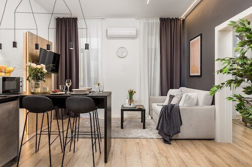 Luxury apartments Rijeka Number 1