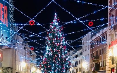 Shiny and bright advent in Rijeka