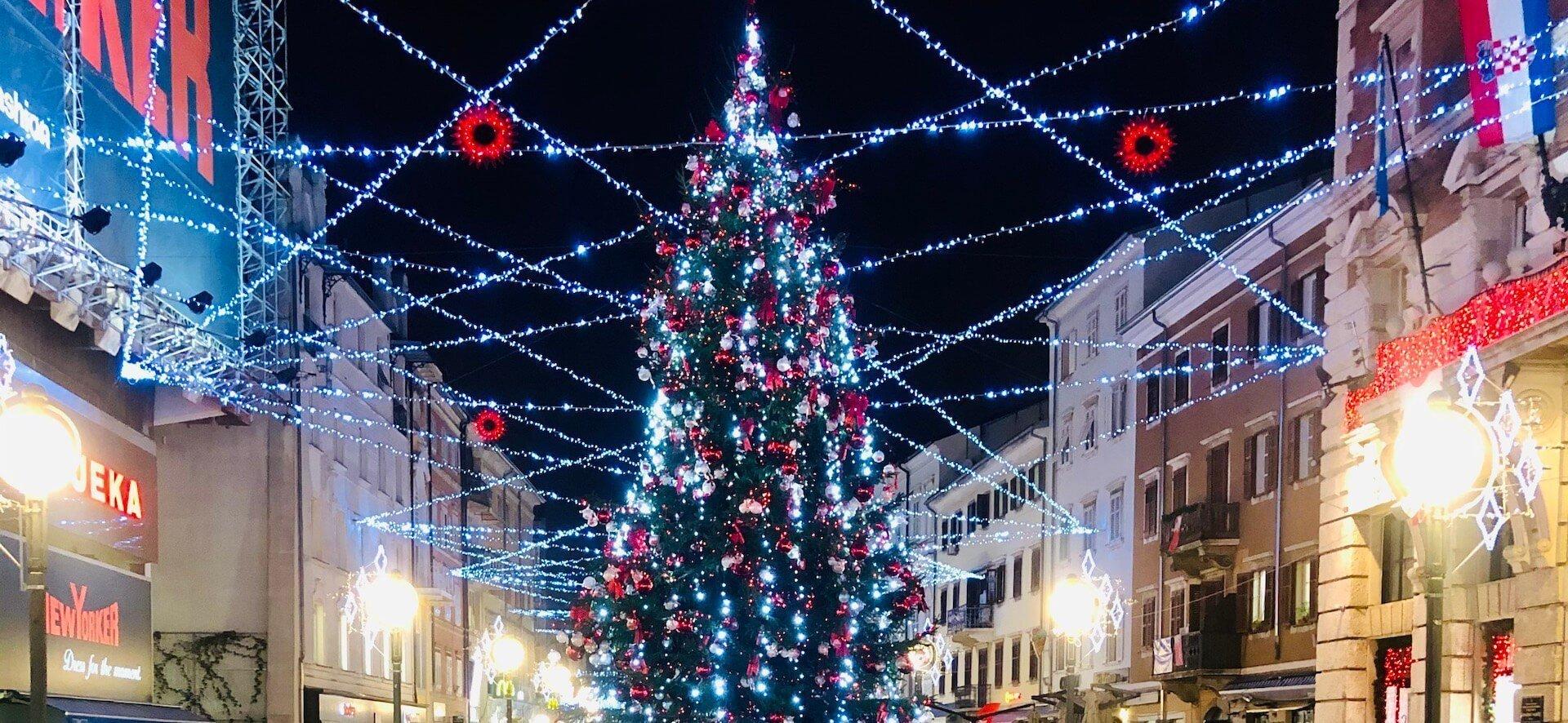 Advent Rijeka Christmas New Year