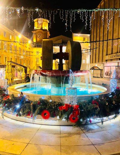 Advent Rijeka Christmas and New Years Eve Holidays