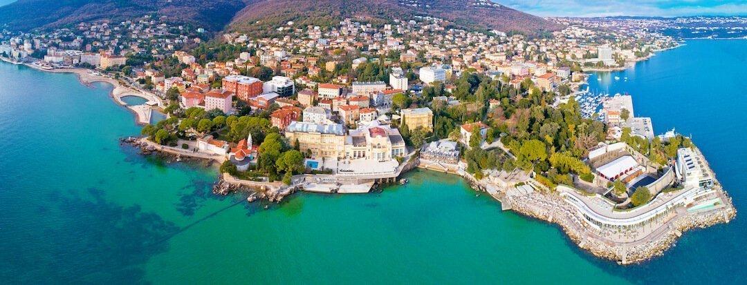 Opatija Lungomare Number 1 Apartments Rijeka