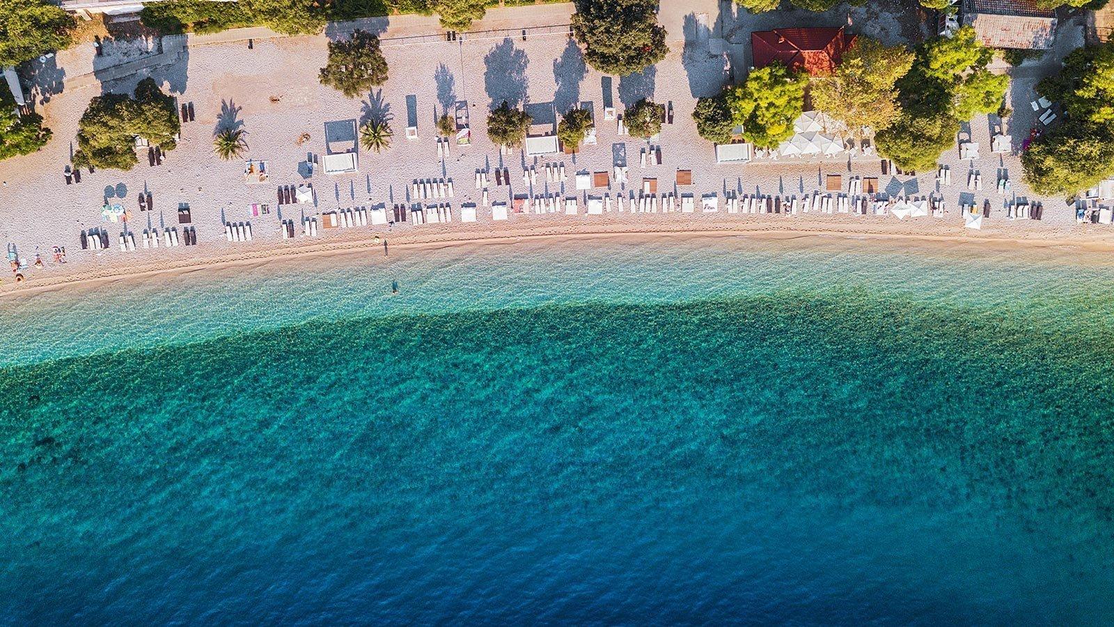 Medveja beach Rijeka