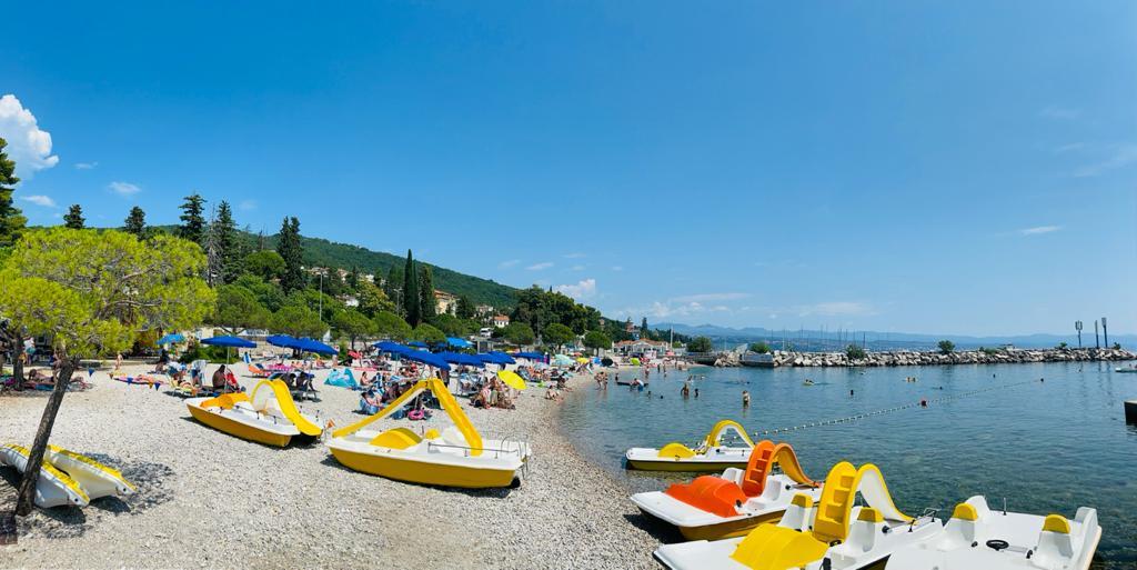Ičići Beach Rijeka